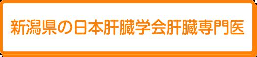 受診できる新潟県内の専門医情報